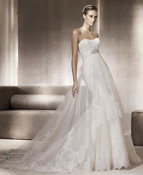 Wedding dresses - Pronovias - Pompeya