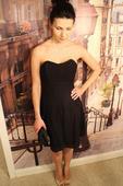 Malé čierne šaty - BAY, 36