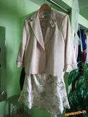 Sukňovy kostým, 50