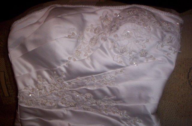 Moje predstavy - moje šaty,detail