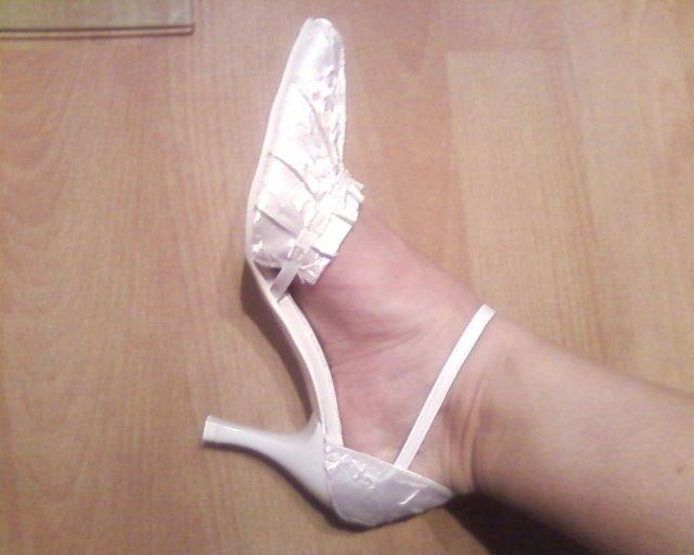 Moje predstavy - moje topánky