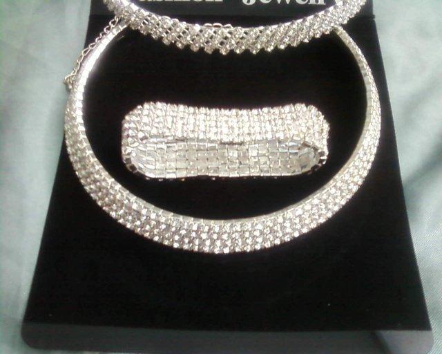 náhrdelník s náramkom - Obrázok č. 1