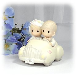 Katka + Andrej - figurky