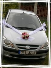 Nevěsty auto...