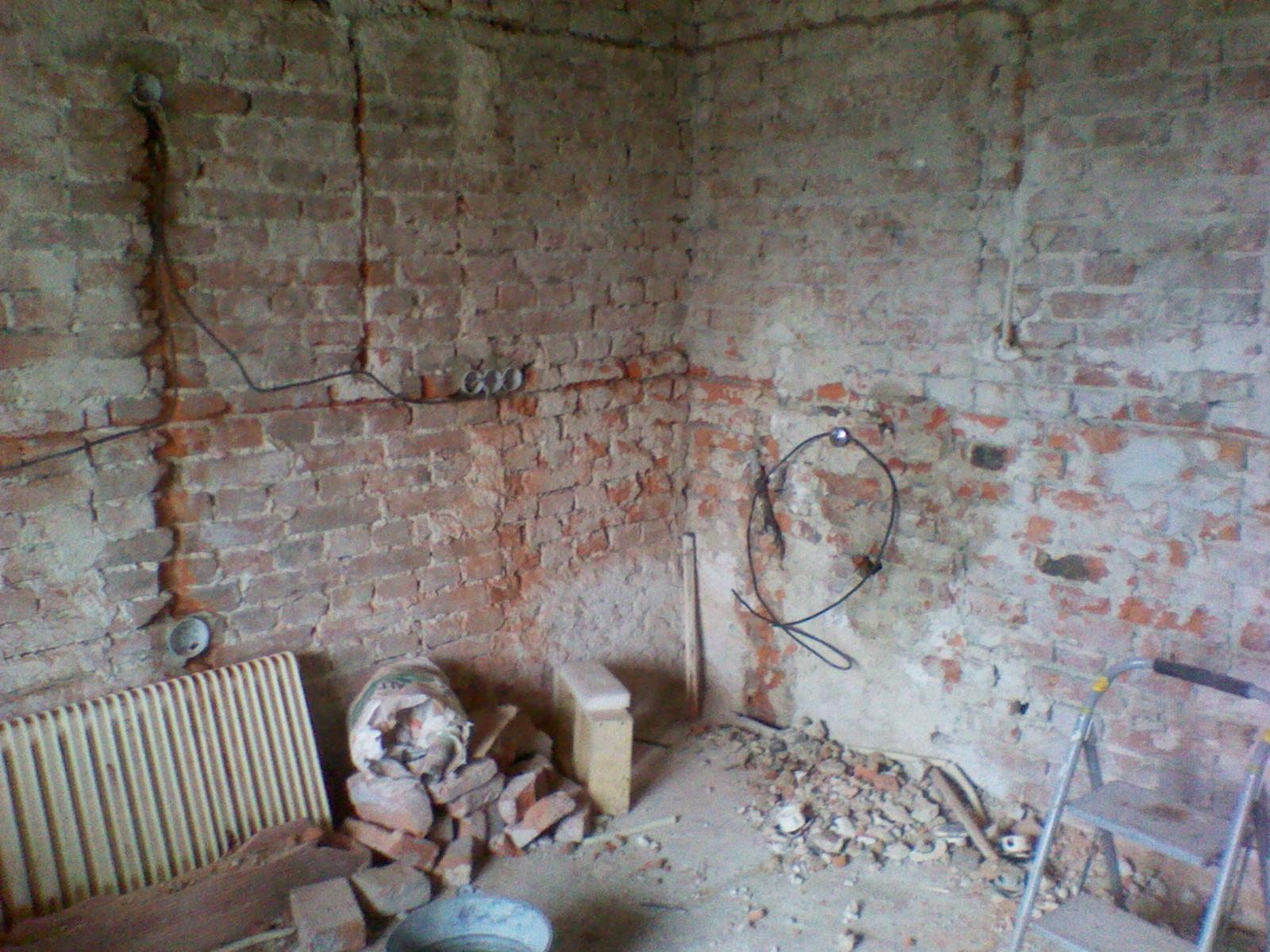 Rekonstrukce domu za 8 týdnů - Obrázek č. 33