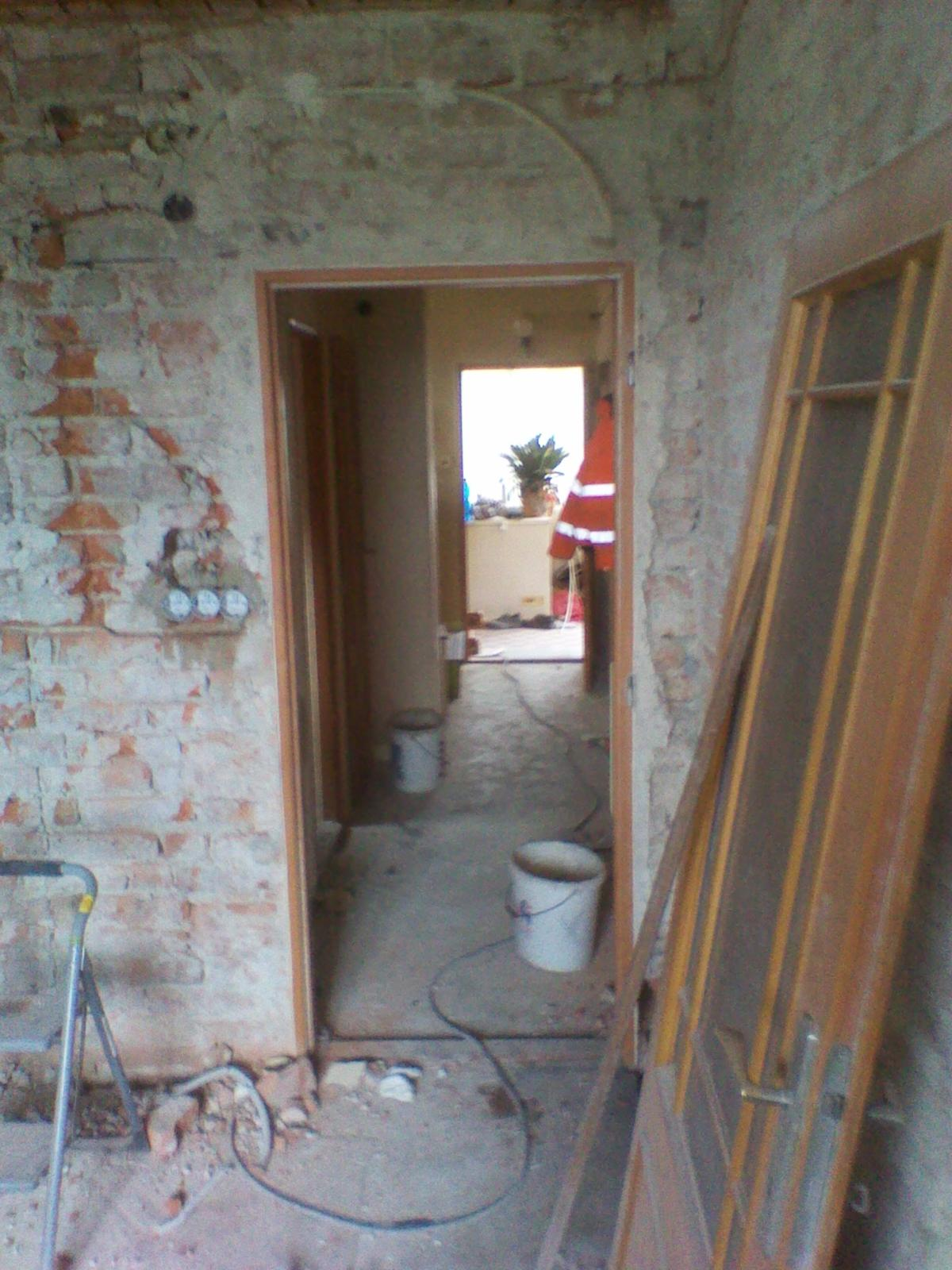 Rekonstrukce domu za 8 týdnů - Obrázek č. 34