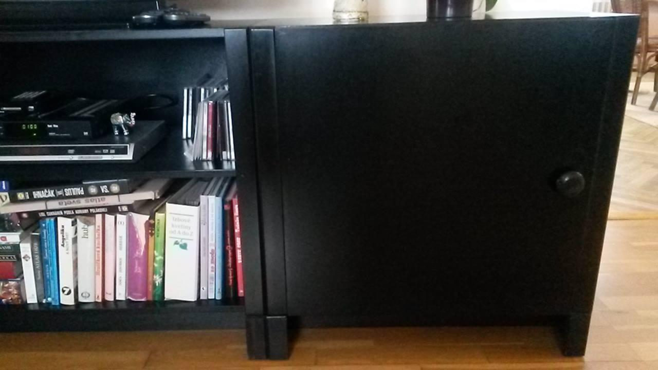 čierny nábytok - Obrázok č. 4