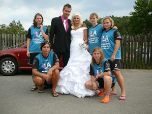 můj team:-)