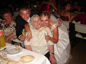98 ročná babička!!!