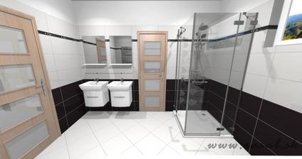 hlavná kúpeľňa PARADYZ SECRET/EDENO