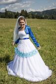 Svadobné šaty 38-40-42, 40