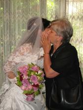 túto fotku mám veľmi rada, teta Vierka