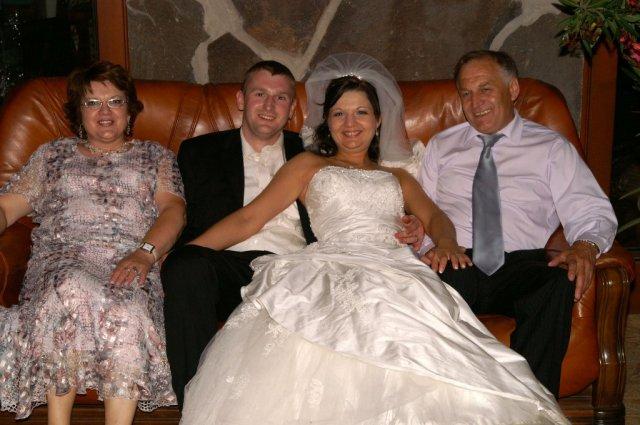 Mirka{{_AND_}}Ivko - s rodičmi