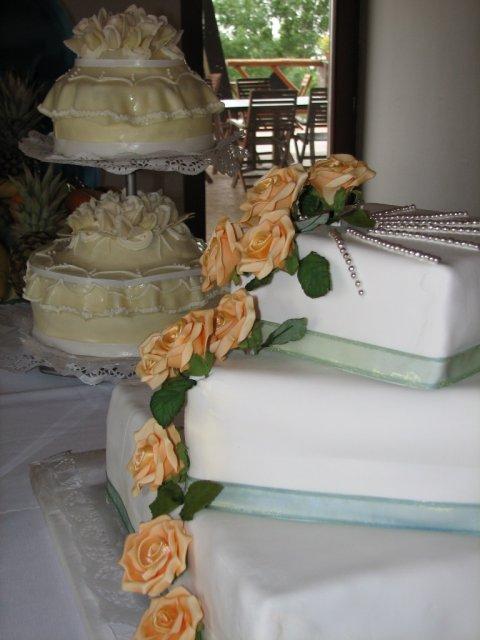Mirka&Ivko - torta od svokrušky