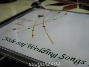 Wedding CD - zožalo obrovský úspech