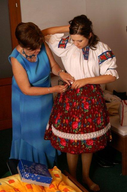 Mirka&Ivko - sukna
