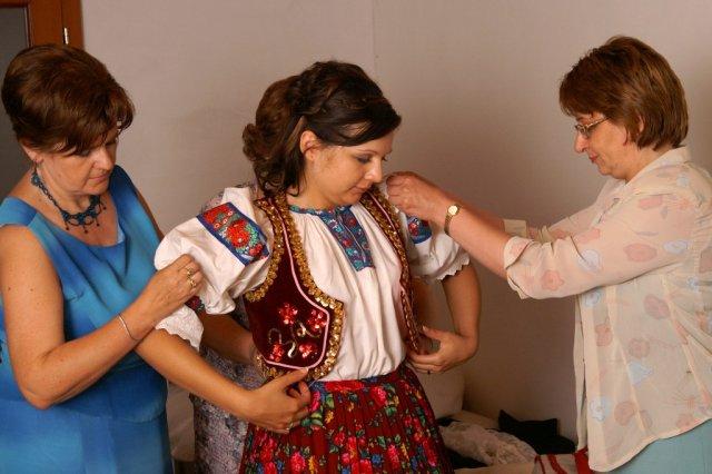 Mirka&Ivko - lajbik po mamke