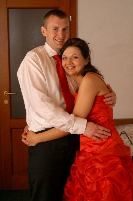 Mirka&Ivko - popolnočné šaty