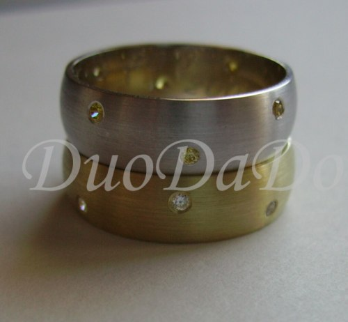 DuoDaDo - nase prstene na sebe