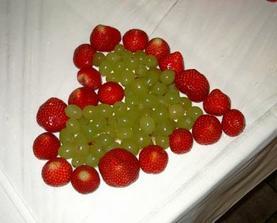 Jakub, ďakujeme za krásne naaranžovanie ovocia