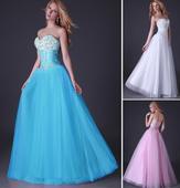 Šaty pro princeznu - skladem, 38