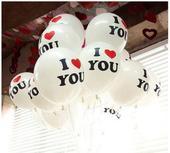 Balónek - I love you,