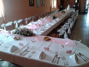 toto je v restauraci kde bude i naše hostina :-) jupíííí :-)