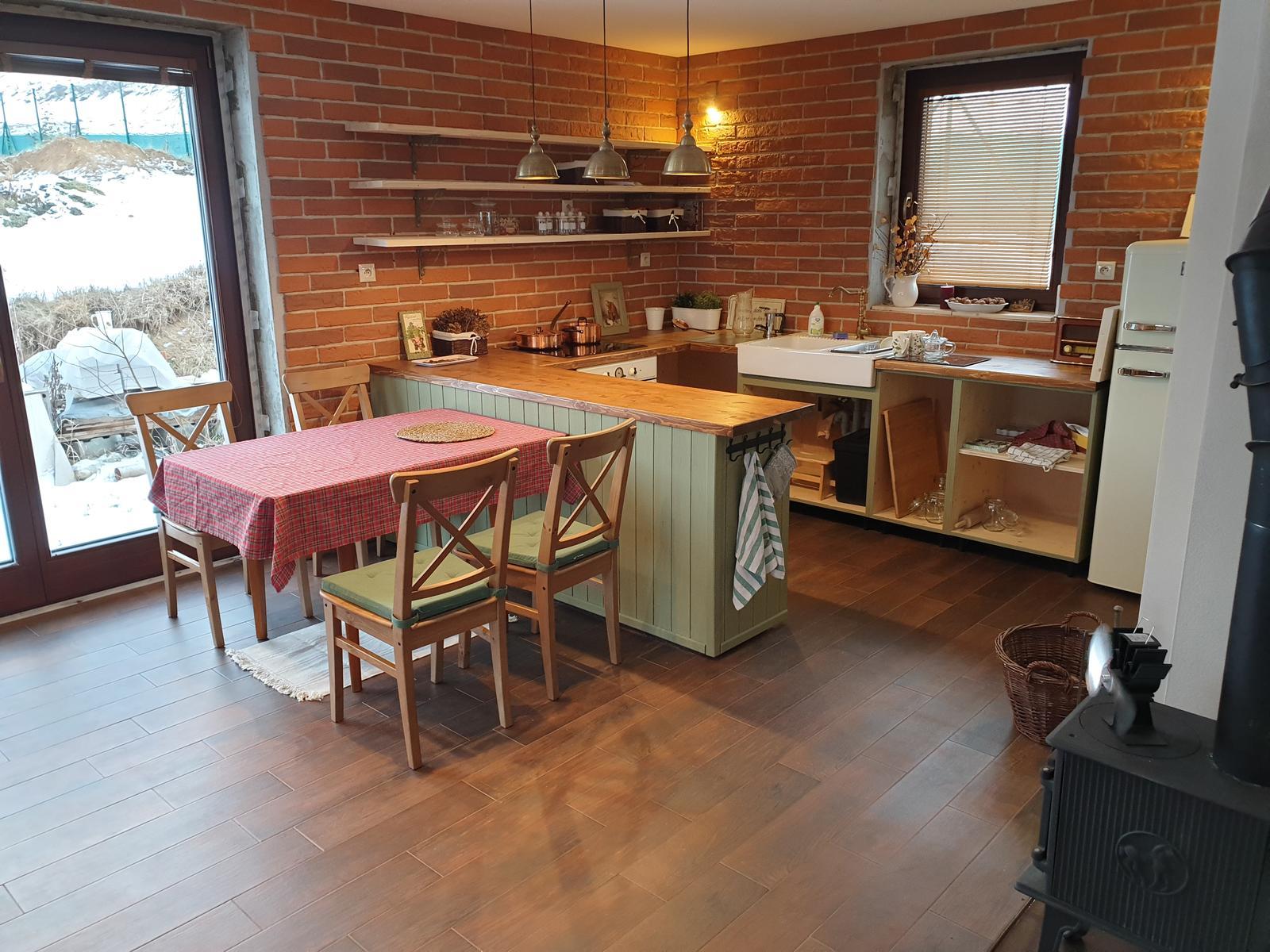Kuchyňa svojpomocne - Obrázok č. 77