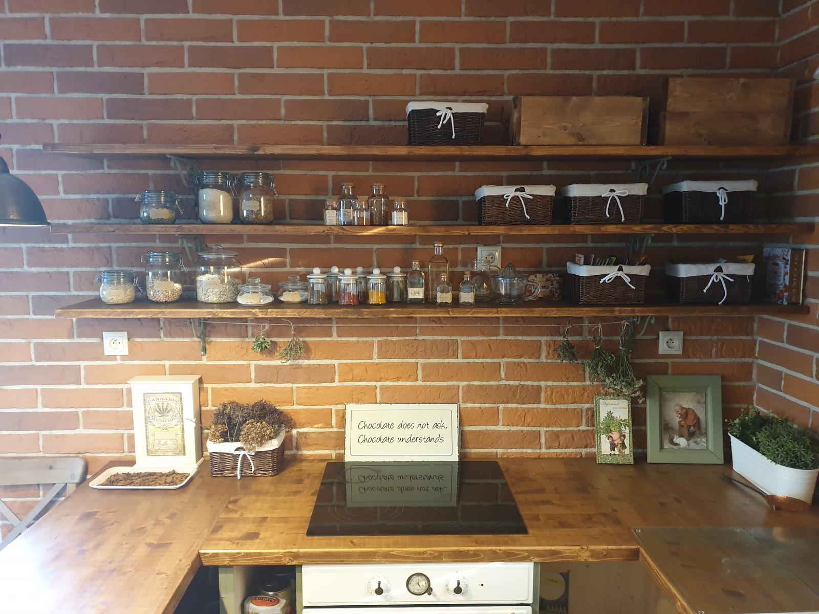 Kuchyňa svojpomocne - Obrázok č. 87
