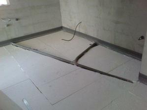 ...zateplena podlaha...