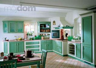 ...rozhodli sme sa pre murovanu kuchynu