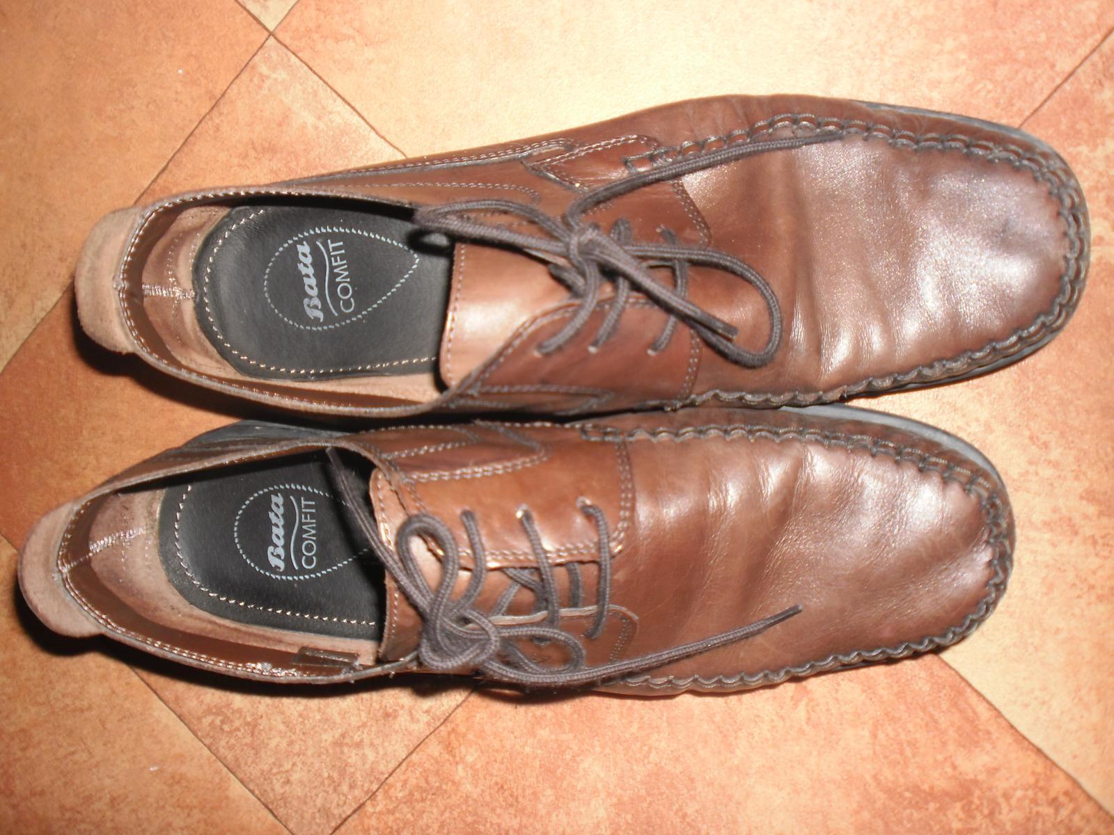 boty Baťa Comfit, vel 45 - Obrázek č. 1