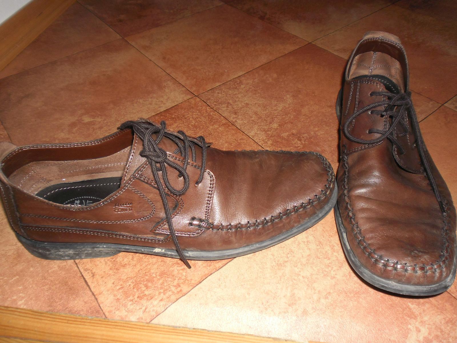boty Baťa Comfit, vel 45 - Obrázek č. 2