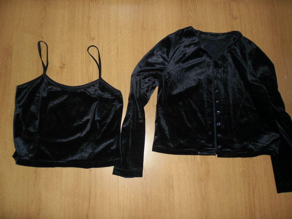 set tílko a kabátek - Obrázek č. 1