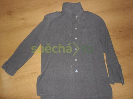 dámská delší košile - Obrázek č. 1