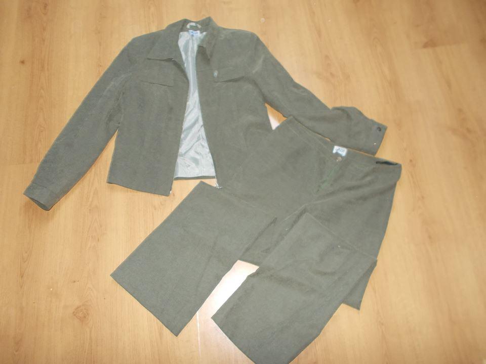 jednoduchý kalhotový kostým - Obrázek č. 1