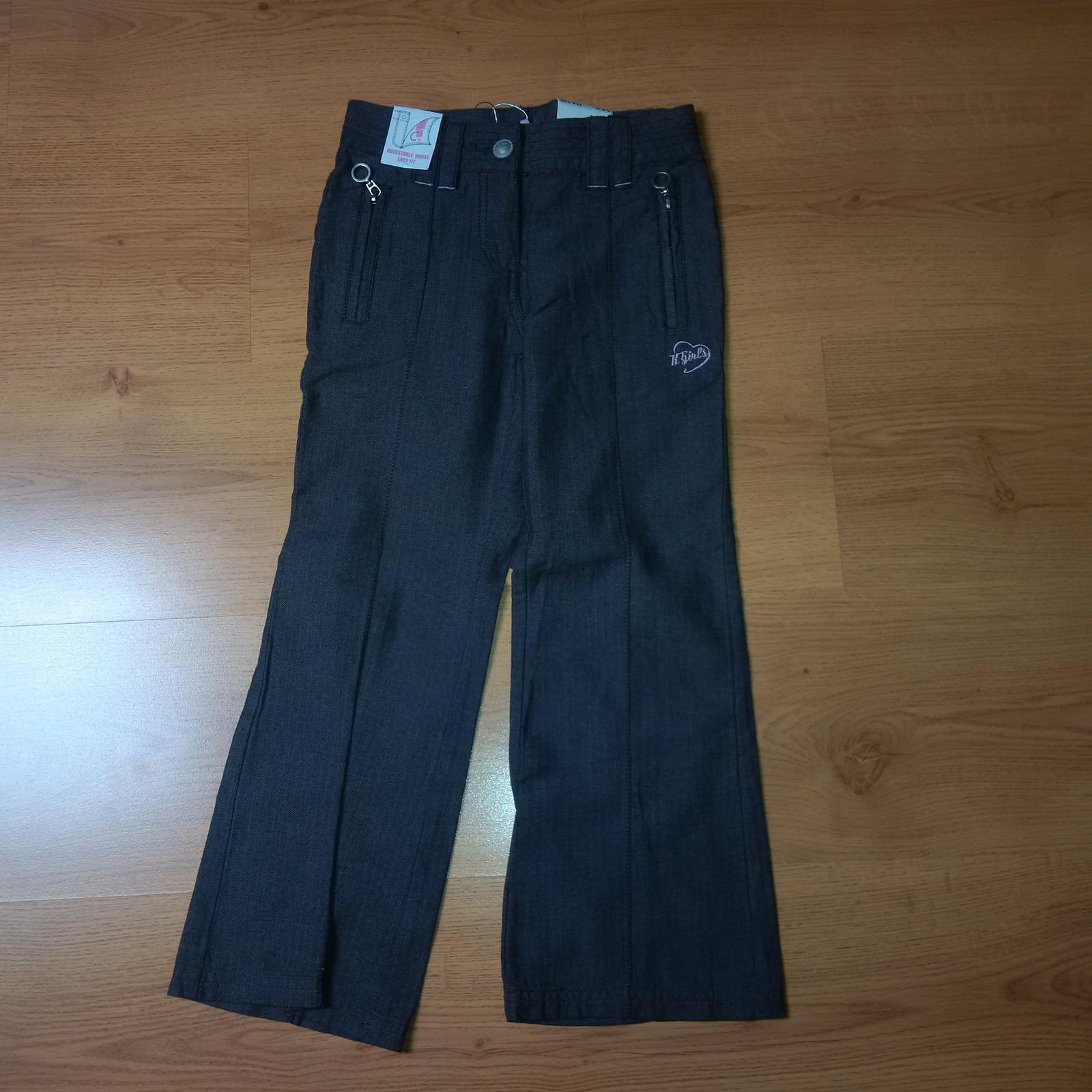 dívčí společenské kalhoty - Obrázek č. 1