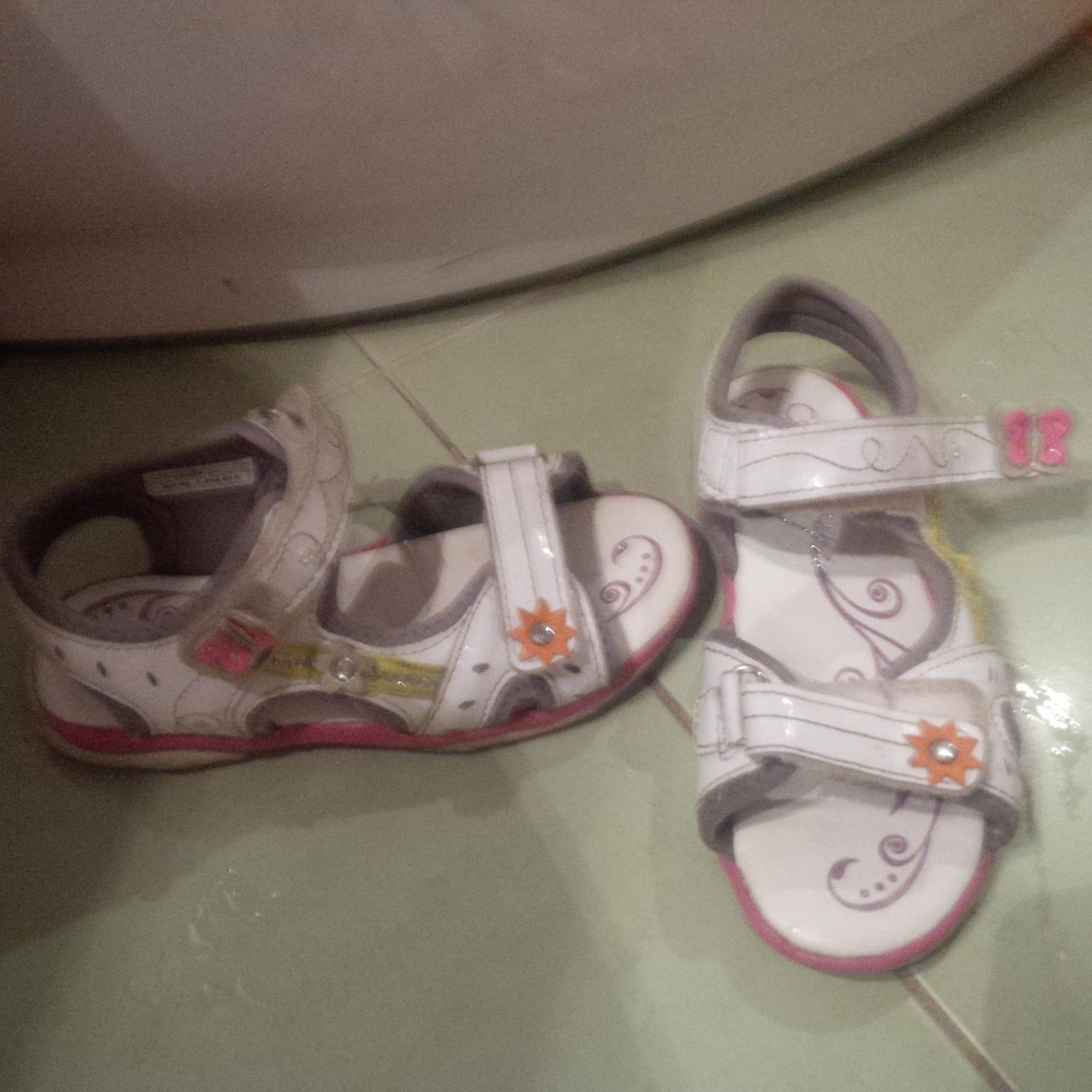 dívčí sandálky Cupcake, vel 30 - Obrázek č. 2