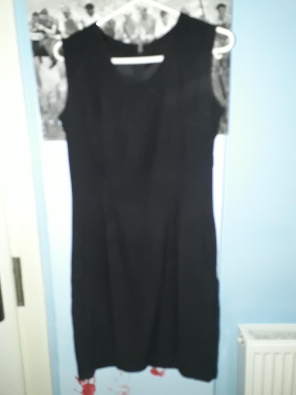 malé černé šaty, vel L - Obrázek č. 1