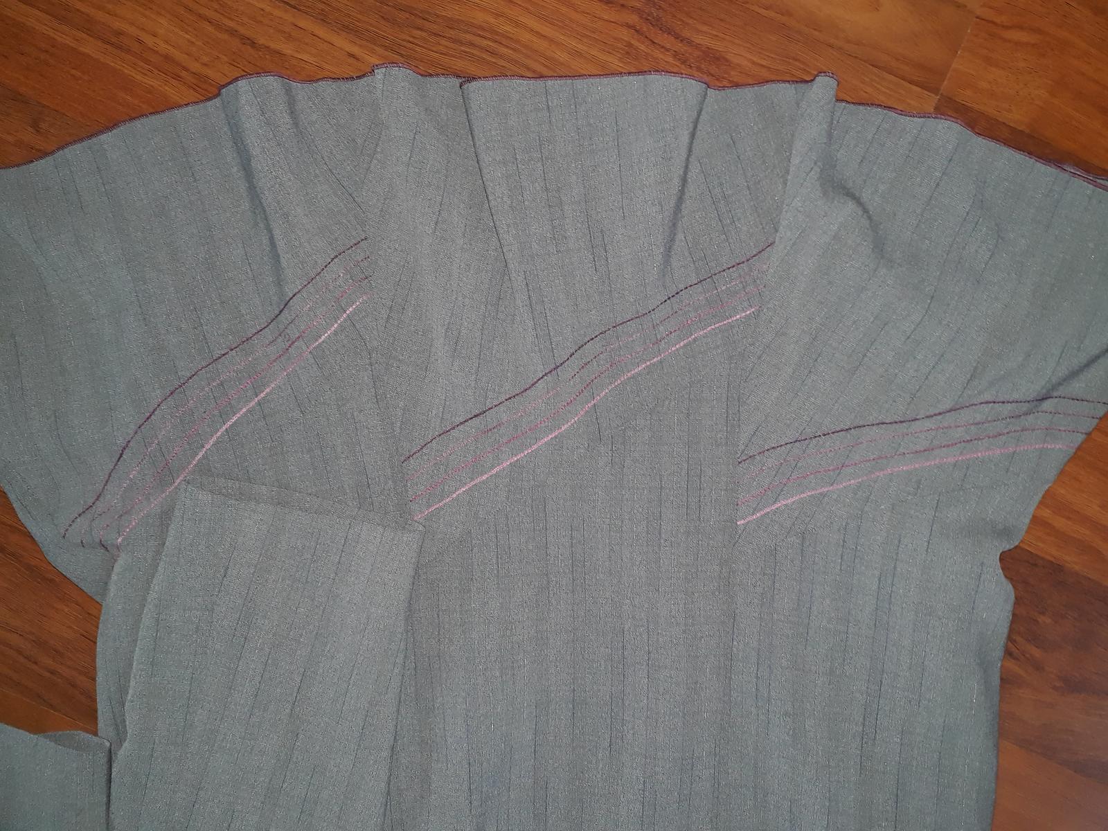 dámský kostým sukně a sako, vel 40 - Obrázek č. 2
