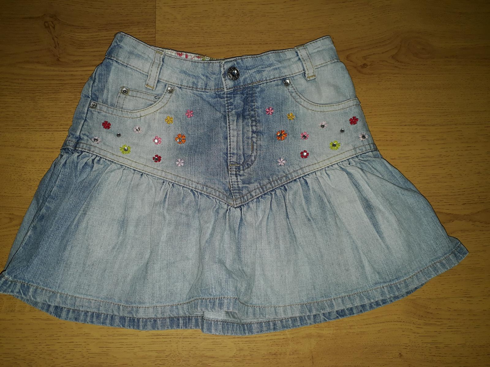 džínová sukně H&M - Obrázek č. 1