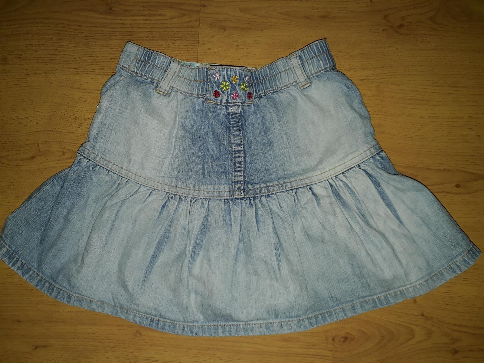 džínová sukně H&M - Obrázek č. 3