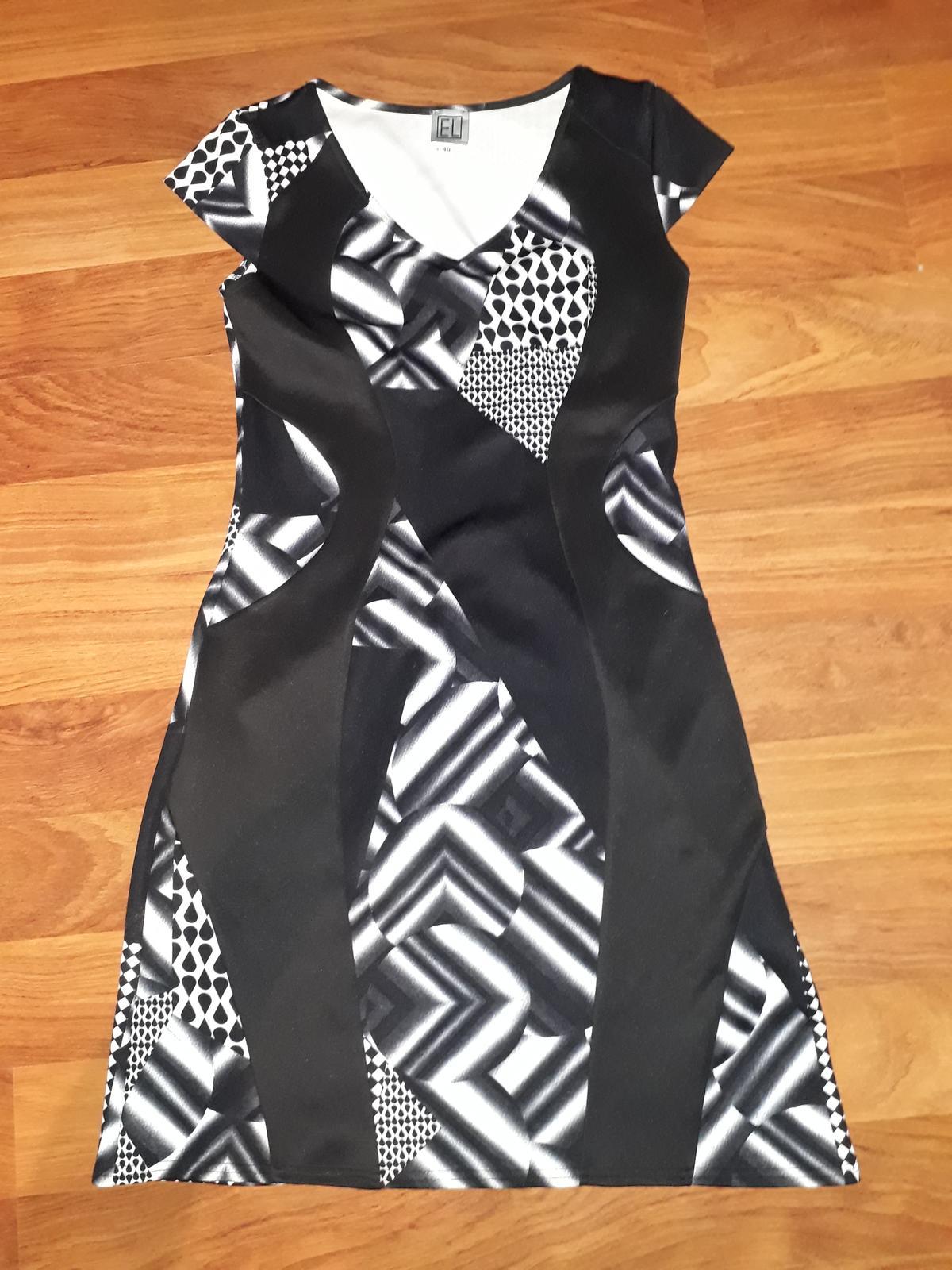 dámské šaty EL, vel 42 - Obrázek č. 1