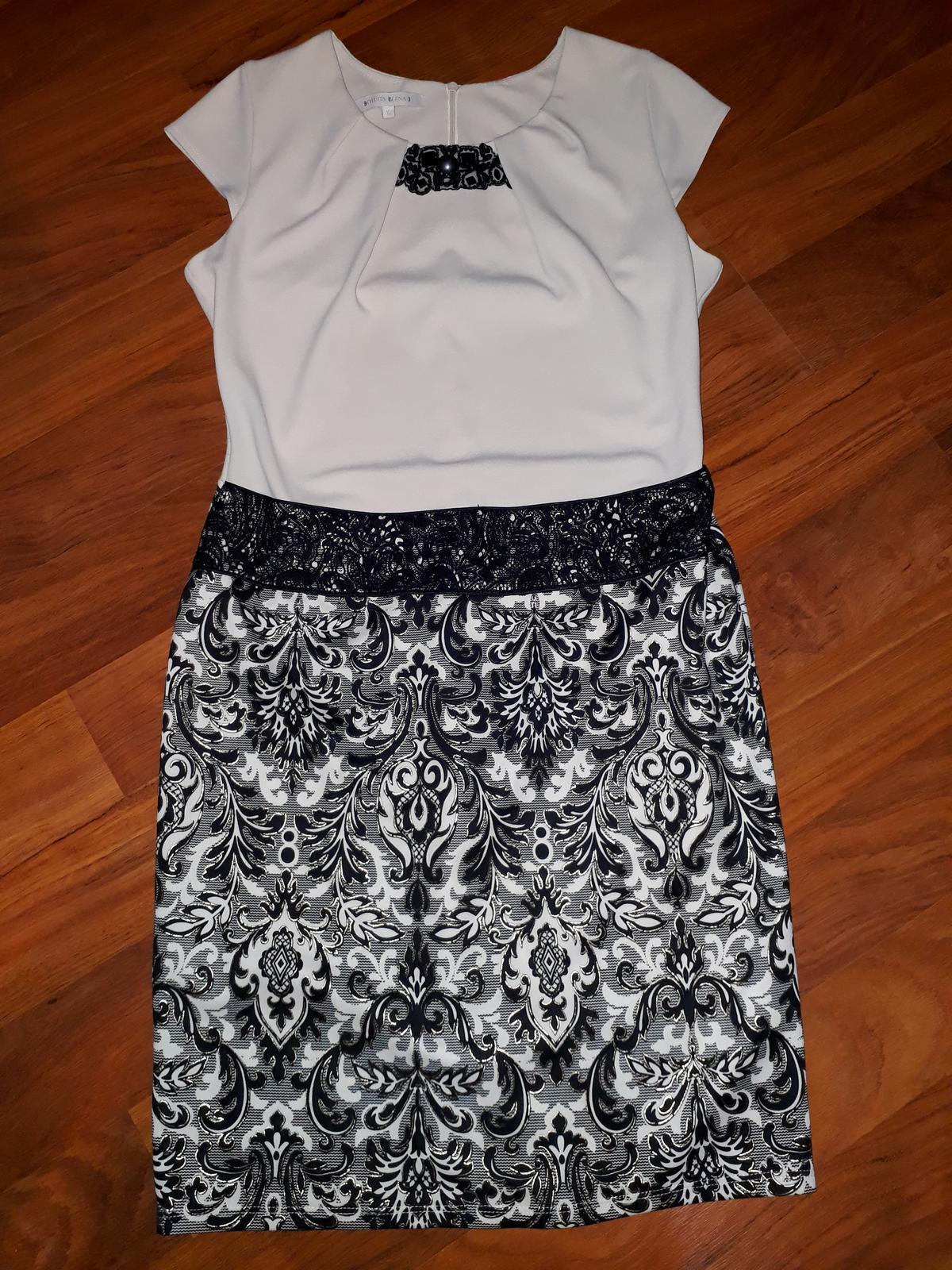 luxusní dámské šaty - Obrázek č. 1