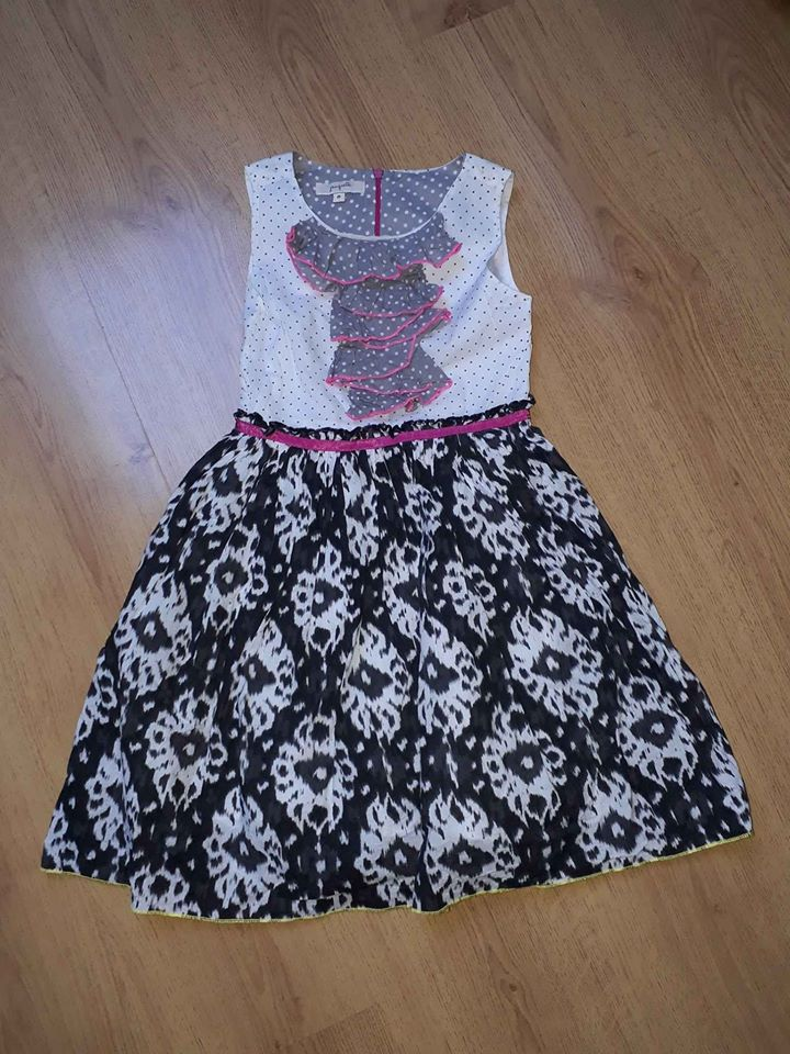 dívčí šaty Pinguette s krajkou, vel 8 - Obrázek č. 1