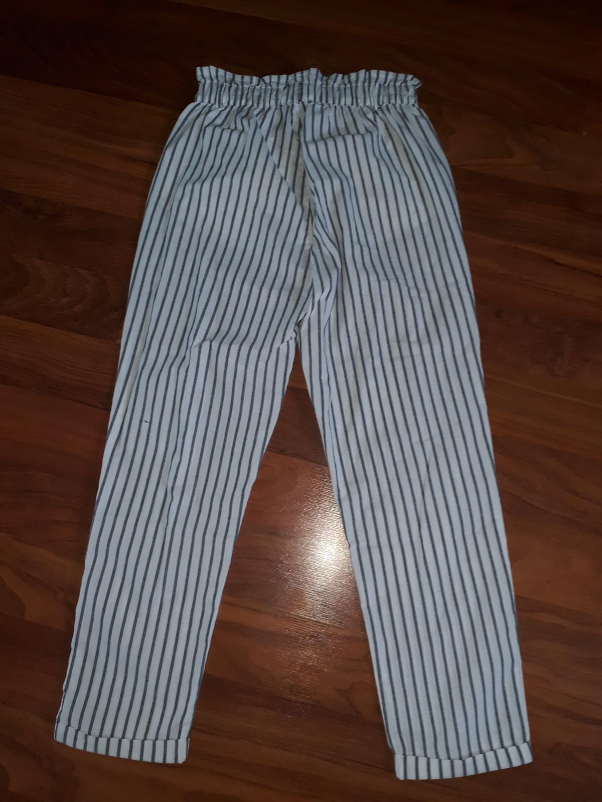 Nové dámské letní kalhoty Terranova, L - Obrázek č. 1