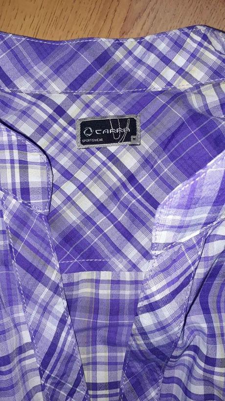 Nova košile Carra, vel M - Obrázek č. 3