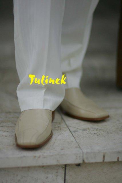 Katka a Juraj neco pro inspiraci z nasi svatby - zenichovy boty