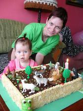 Nelinčin dortík