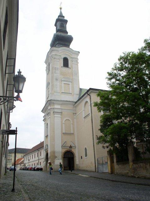 Kakabubu - ...Frantiskansky kostolik...